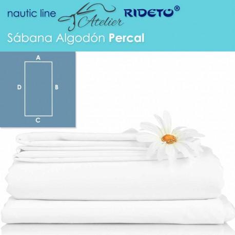 Sheet and pillow case for boat matress rectangular Trapeze D