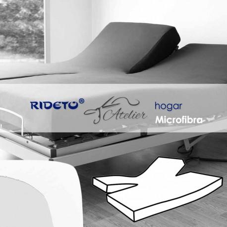 Drap housse pour lit électrique GEMELO Microfibre KLOBBI