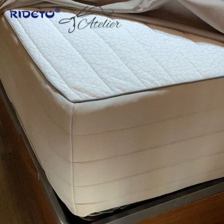 Funda entera para colchón individual hasta 35 cm