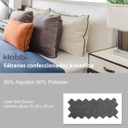 Sábana hogar Microfibra