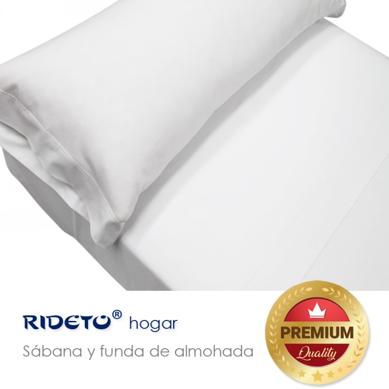 Sheet and pillow Jersey single and double bed grey noblesse