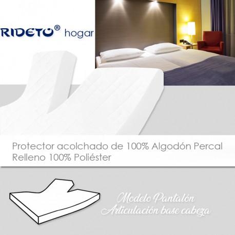 Protector acolchado colchón Pantalón