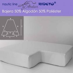 Bajera ajustable 50/50 Alg-Pol, camarote Trapecio Isósceles inv.