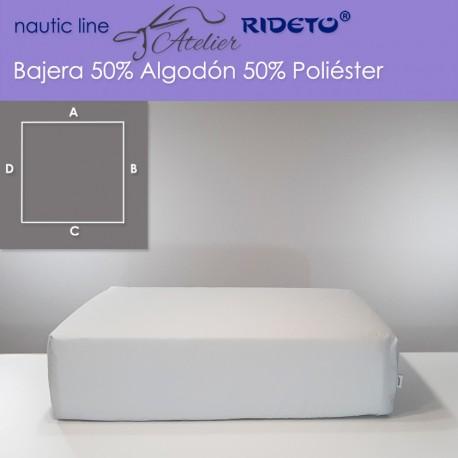Bajera Bajera ajustable 50/50 Alg-Pol, colchón camarote Modelo C