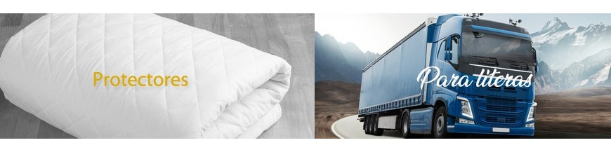 Matrazen Schutz für LKW Betten