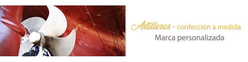 Atelier textil nautic pour Chantier Naval