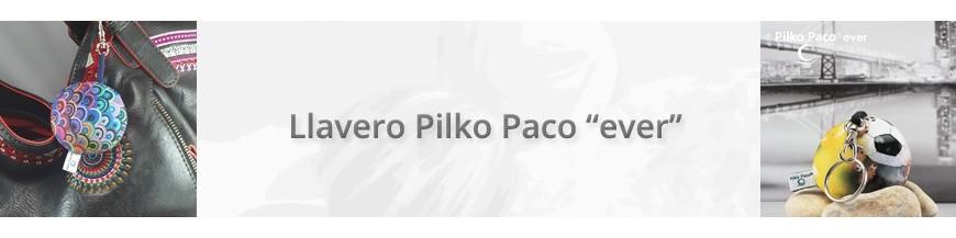 "Llavero Pilko Paco ""Ever"""