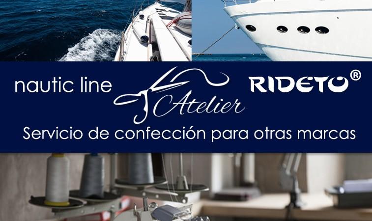Nautic line servicio confección para otras marcas