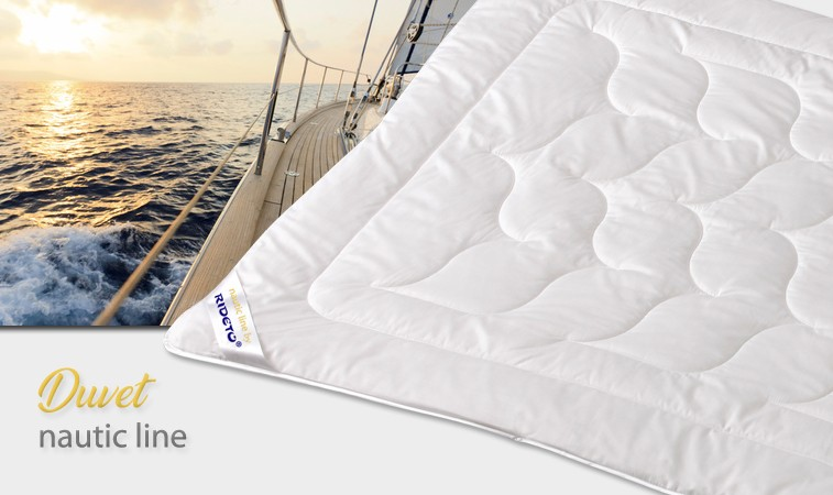 On-line sewing work shop Boat and Yacht Bedding