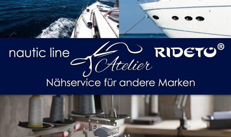 Nautic line, Nähwerstatt für andere Marken