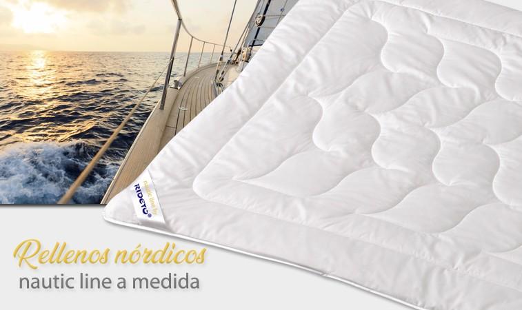 Rellenos nórdicos para camarotes de barco, veleros y yates